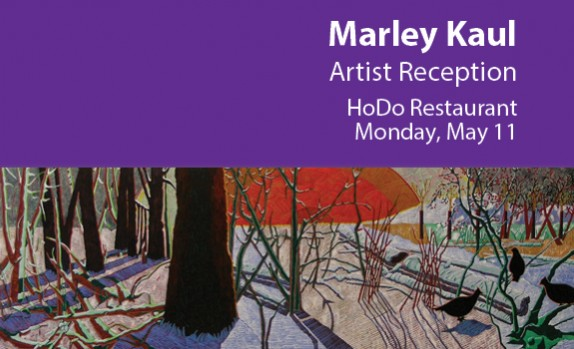 Marley Kaul Artist Reception